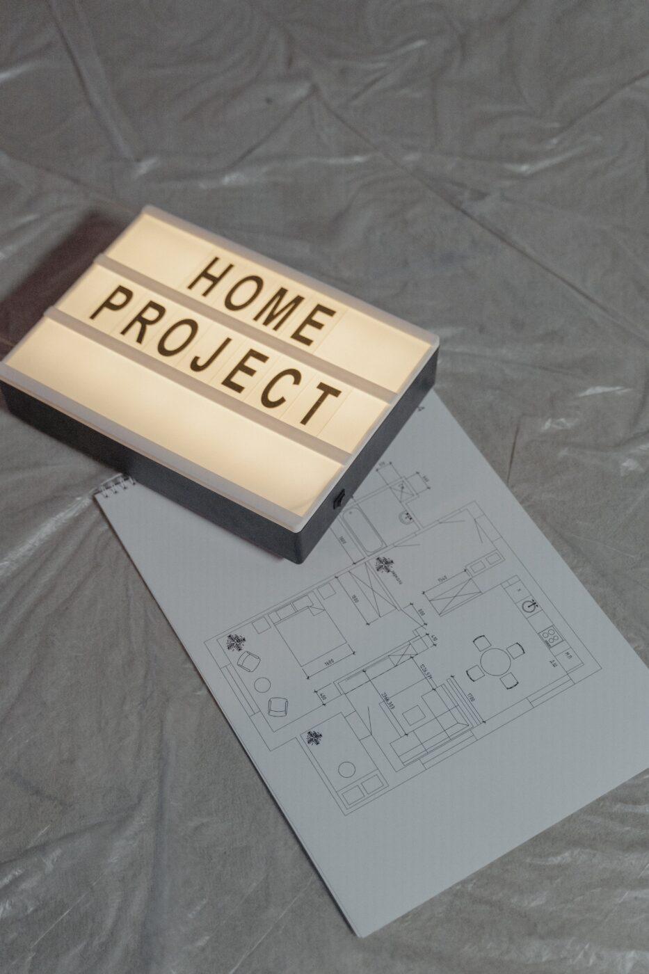proyecto de obras